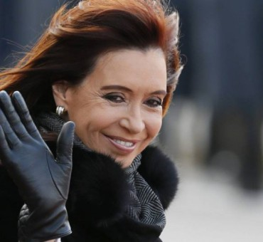 CFK hace historia en Py