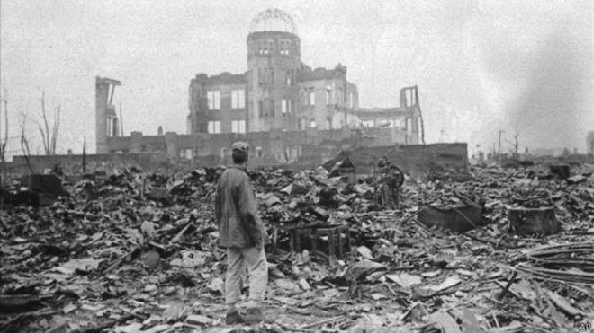 Ética política y bomba atómica en Hiroshima