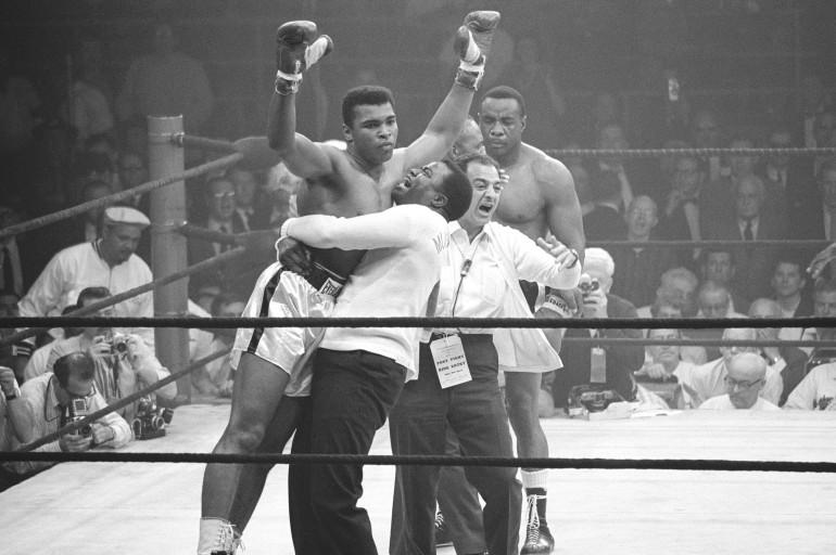 Tributo a Muhammad Ali