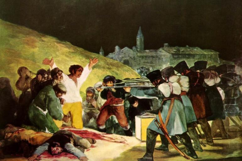 Fusilados por la Revolución Libertadora