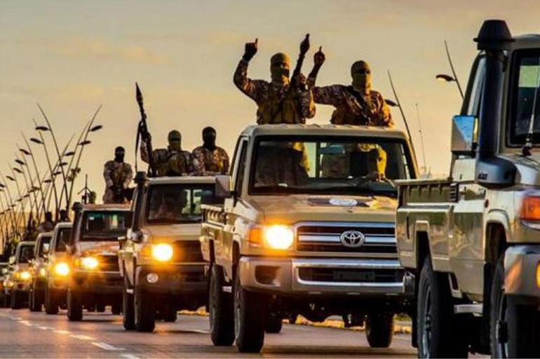 Un algoritmo contra el Estado Islámico