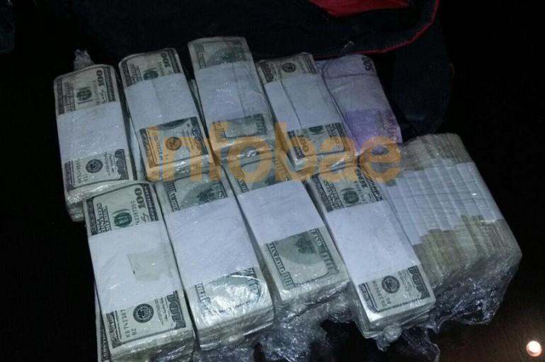 U$S 8.982.047 iba a enterrar López…