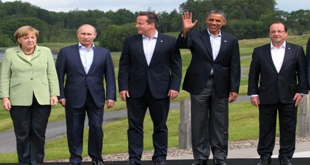 La crisis del liderazgo global