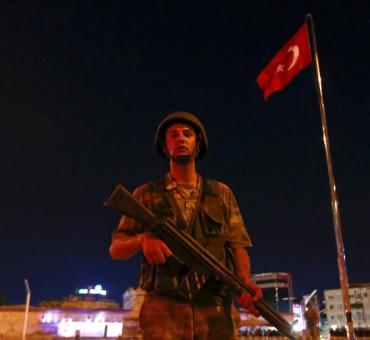 Golpe militar en Turquía