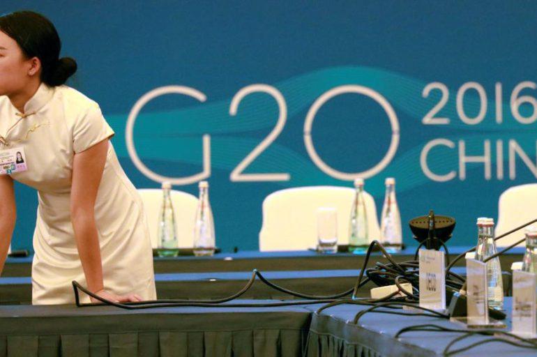 China usará el G20 para ratificar su poder global