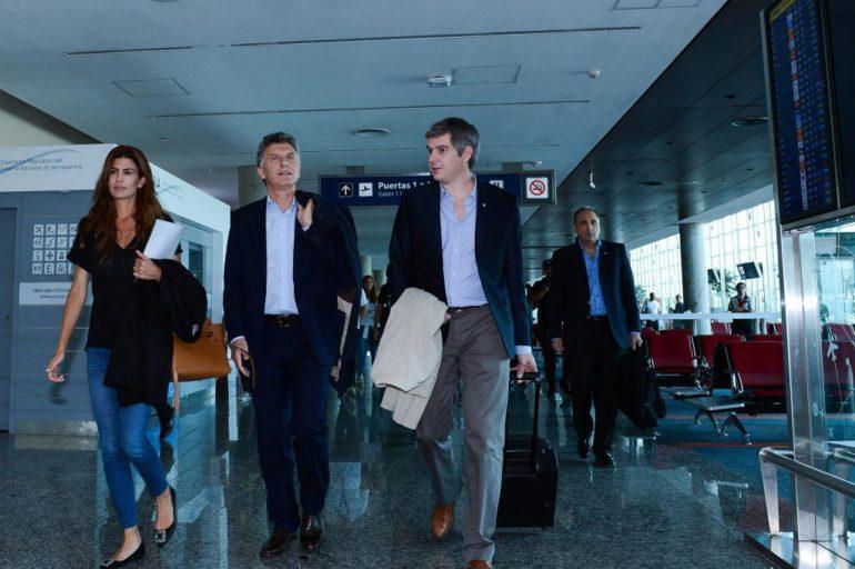 Macri va a New York