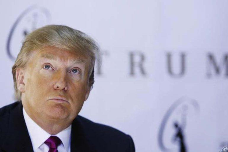 El gabinete de mister Trump