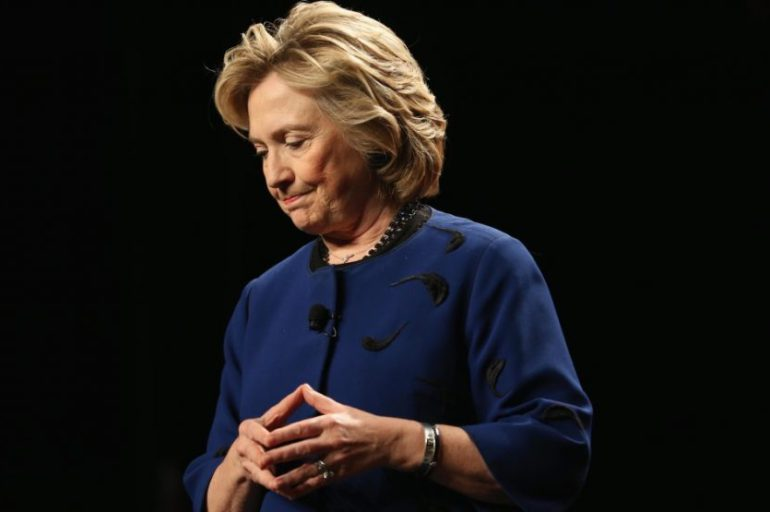 Clinton perdió la brújula