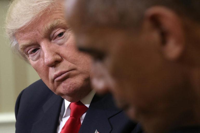 Error político de Obama