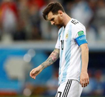 A la sombra de Messi