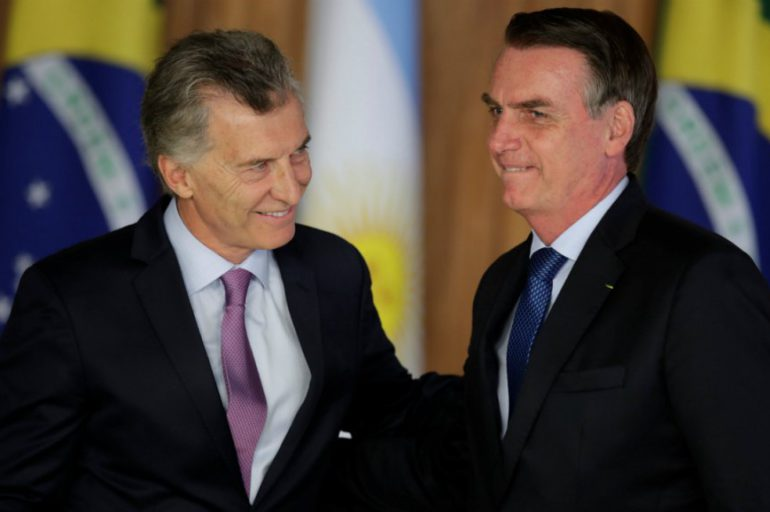 Macri y Bolsonaro, alianza geopolítica