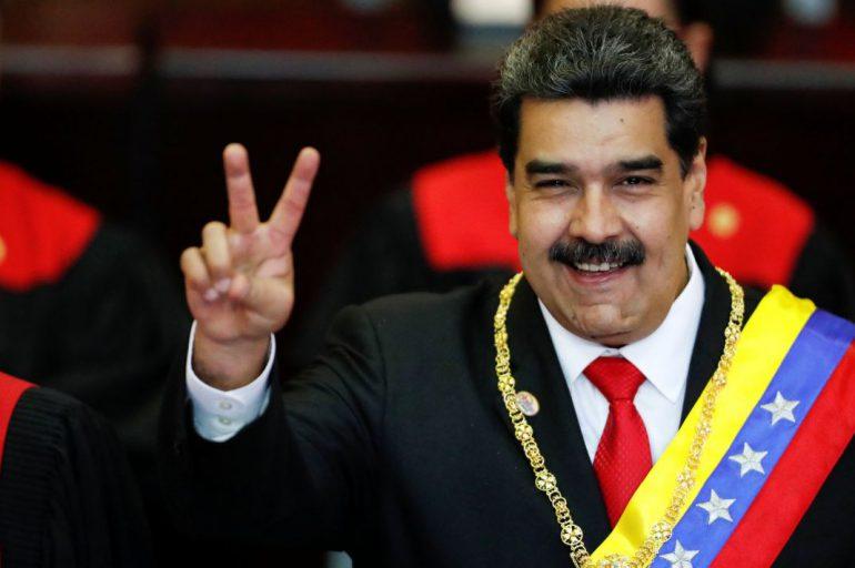 Maduro juega al status quo